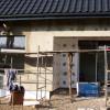 Zdjęcie z realizacji docieplenia budynku